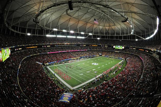 SEC Championship Game May Be Getting a New Atlanta Stadium with Retractable Roof