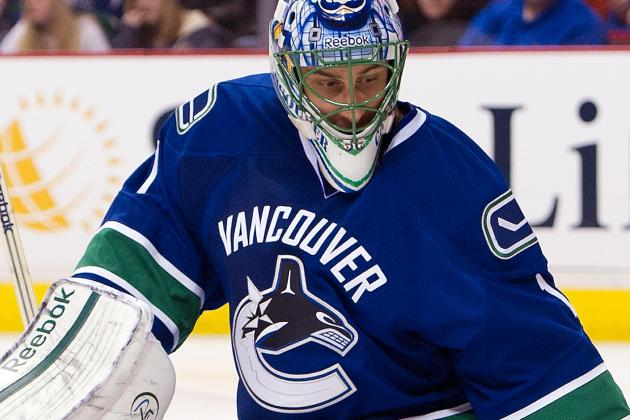 Roberto Luongo Will Submit Trade List That Includes Toronto Maple Leafs