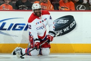 NHL Playoffs 2012: Twitter Erupts with Racist Comments After Joel Ward's OT Goal
