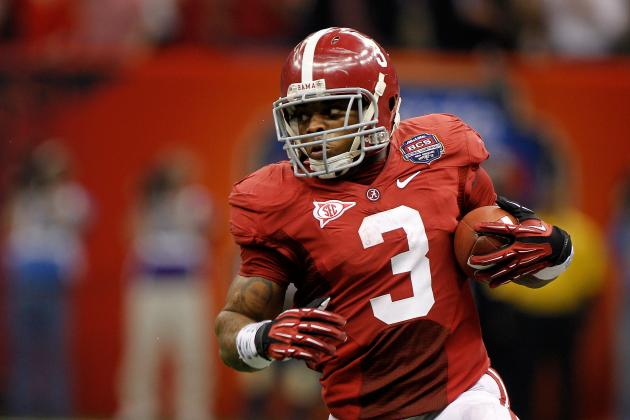 2012 NFL Draft Positional Rankings: Top 5 RBs Teams Will Target