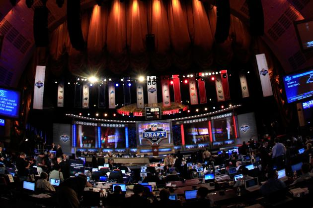 NFL Draft: NFL Should Consider Different Venues
