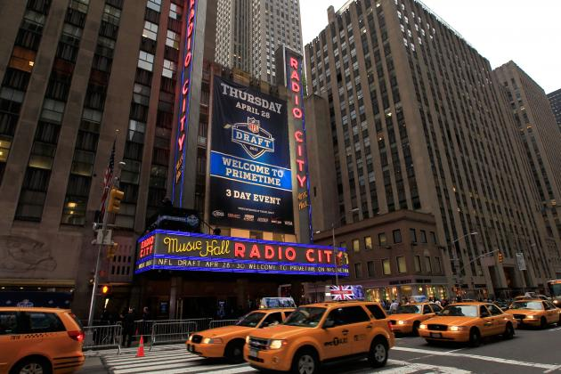 NFL Draft 2012 Live Blog: The Countdown to the New York Giants' No. 32 Pick