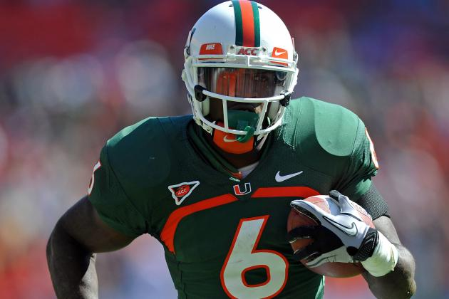 Lamar Miller to Miami Dolphins: Video Highlights, Scouting Report and Analysis