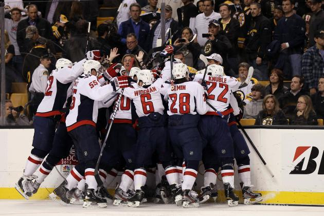 2012 NHL Playoffs: Capitals vs. Bruins Series Defines Stanley Cup Competition