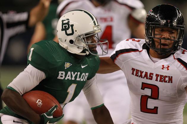 2012 NFL Mock Draft: Final Round 1 Picks for Steelers, Browns, Ravens, Bengals