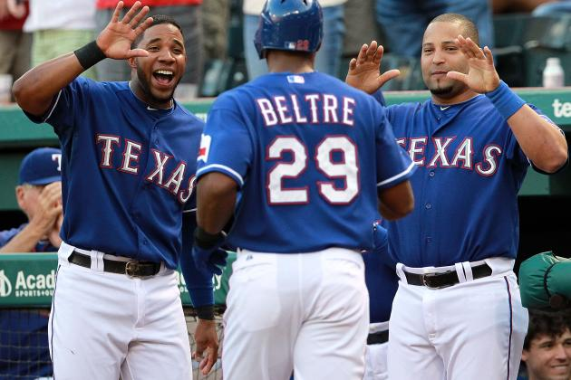Texas Rangers Fast Becoming MLB's Version of the New Orleans Saints