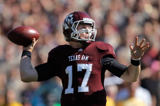 NFL Draft 2012 Results: Teams That Will Come Up Short on Day 1