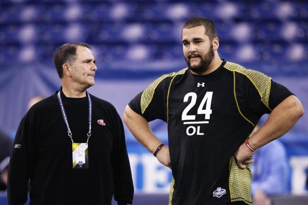 2012 NFL Draft: Buffalo Bills Should Trade for Matt Kalil