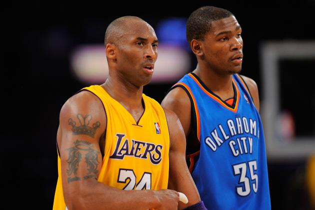 Bryant Will Sit Against Kings, Durant Will Take Third Straight Scoring Title