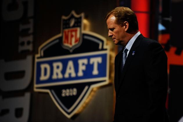 2012 NFL Draft: A Totally Unabashed, Inappropriate Hatred of the Event