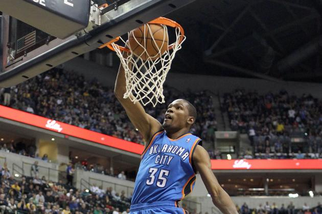 NBA Playoff Bracket 2012: Why Oklahoma City Thunder Are Lock for NBA Finals