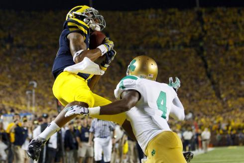 Michigan Wolverines Football: Roy Roundtree Will Dominate in 2012