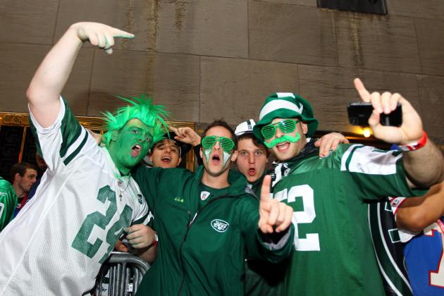 NFL Draft 2012: New York Jets and the Teams That Will Come Up Empty on Draft Day