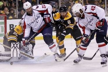 NHL Playoffs: Listen to Joel Ward's Heroics Send Capitals to 2nd Round