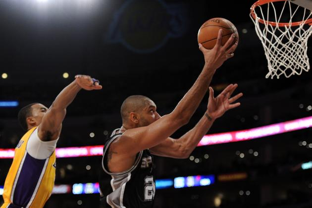 NBA Playoffs 2012 Bracket: 1st-Round Favorites with Nothing to Worry About