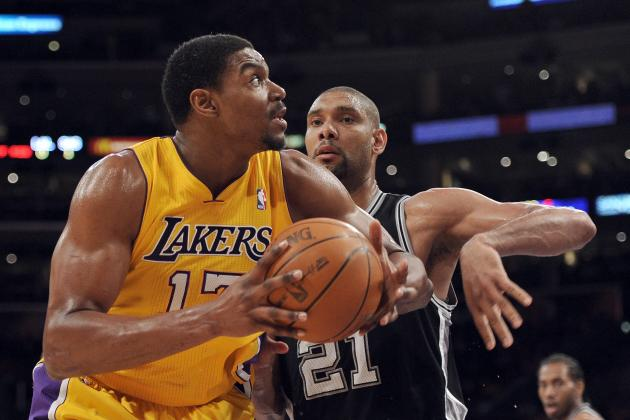 NBA Rumors: Why LA Lakers Must Think Twice Before Extending Andrew Bynum