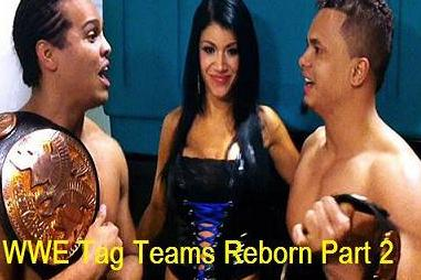 WWE: A Plan for the Tag Team Division to Be Reborn (Part 2)