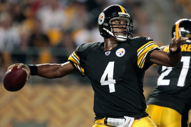 Pittsburgh Steelers: QB Byron Leftwich Returns to Pittsburgh for One Year