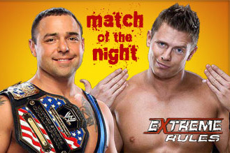 WWE Extreme Rules 2012: Why Santino Marella vs. Miz Would Be Match of the Night