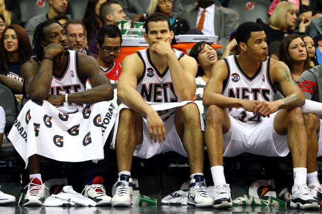 Brooklyn Nets Logo: Leaked Image Leaves Much to Be Desired