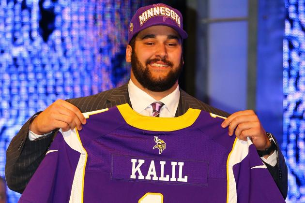 2012 NFL Draft Results: Minnesota Vikings Win Big with Trade, Matt Kalil