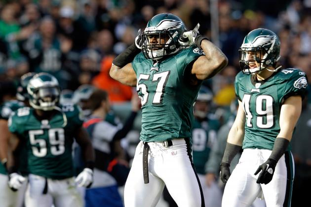 2012 NFL Draft: Positions the Philadelphia Eagles Need to Focus on During Draft