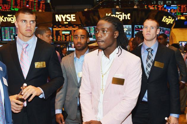 2012 NFL Draft: Updated Order for Round 1 Picks