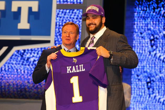 NFL Draft 2012: Grading the Minnesota Vikings Selection of Matt Kalil