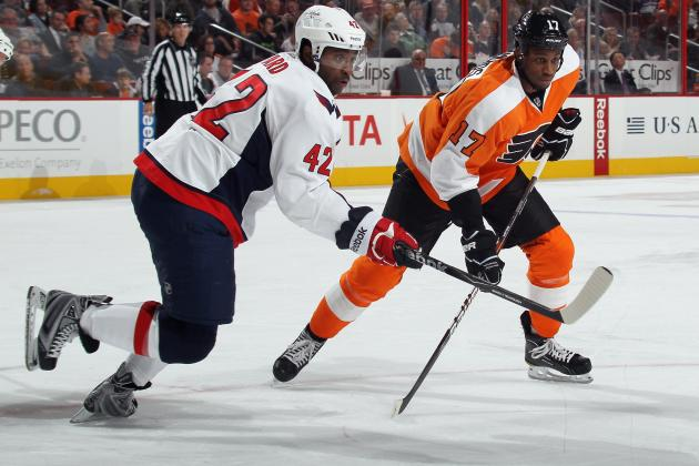NHL Playoffs 2012: How Fans Should Deal with Racism in Hockey