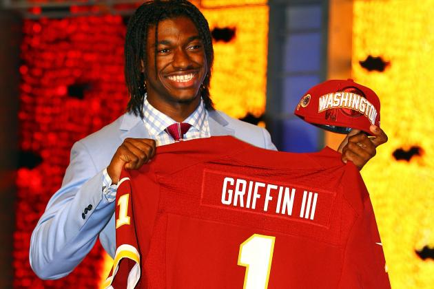 2012 NFL Draft Grades: Why Robert Griffin III Is an A+