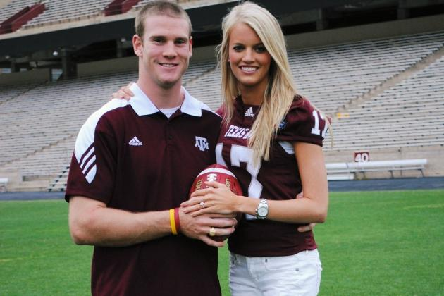 Ryan Tannehill Wife: Dolphins' Rookie Already Winning with Draft-Day Stunner