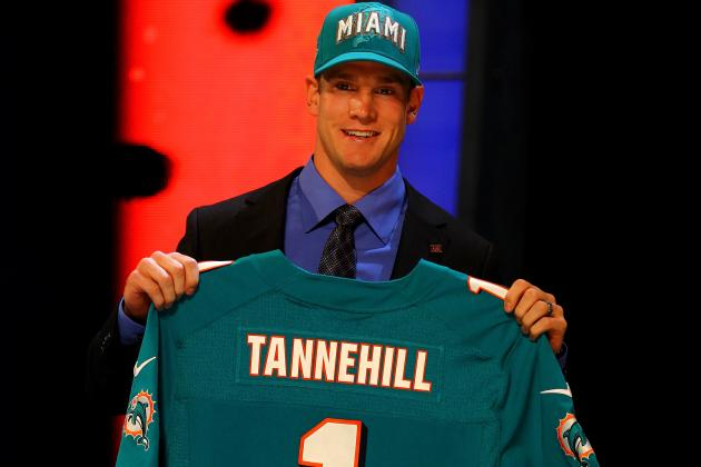 2012 NFL Draft: Grading the Miami Dolphins' First Round
