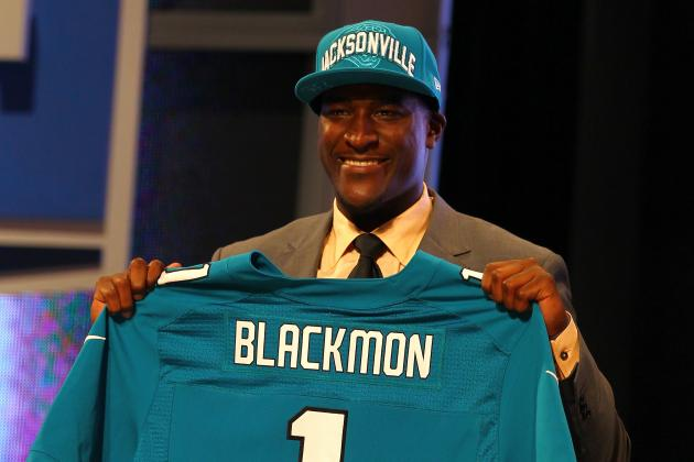 Jacksonville Jaguars Pay Small Price for Justin Blackmon