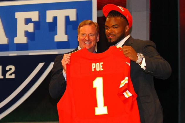 Kansas City Chiefs 2012 Draft: First-Round Pick Dontari Poe Was a Huge Mistake
