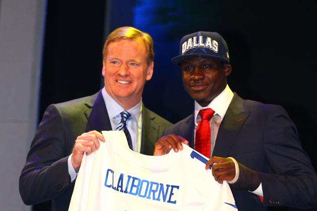 2012 NFL Draft: Grading Dallas Cowboys Selection of Morris Claiborne