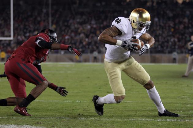2012 NFL Draft Grades: Why Michael Floyd Is an A for the Arizona Cardinals