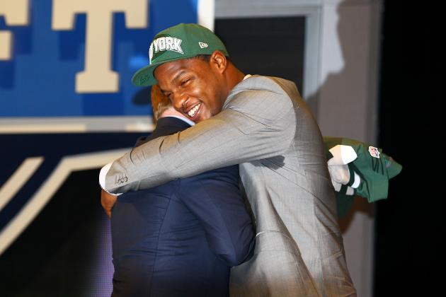 New York Jets 2012 Draft: Quinton Coples Is a B Pick for Rex Ryan and the Jets