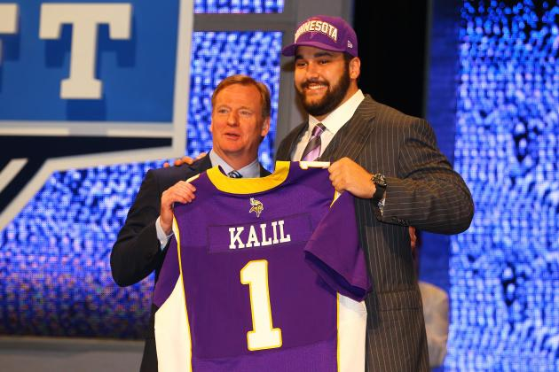 2012 NFL Draft: Why the Minnesota Vikings Are Round 1's Biggest Winners