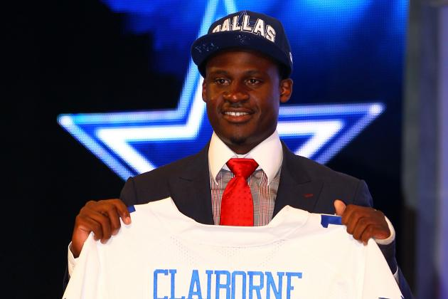 NFL Draft Trades 2012: Cowboys' Trade for Morris Claiborne Stroke of Genius