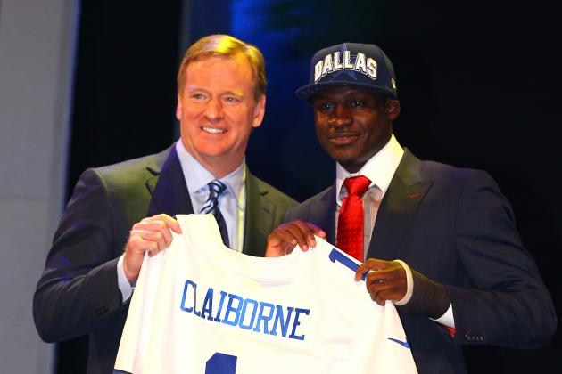 Morris Claiborne Selected by Dallas Cowboys: Highlights, Scouting
