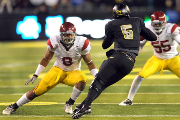 Nick Perry to Green Bay Packers: Pick Analysis, Grade and Scouting Report