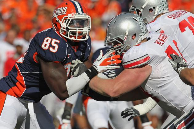 2012 NFL Draft: Grading the Houston Texans' Selection of Whitney Mercilus