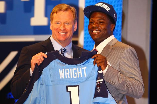 Tennessee Titans: Grading the Team's First Round of the 2012 NFL Draft