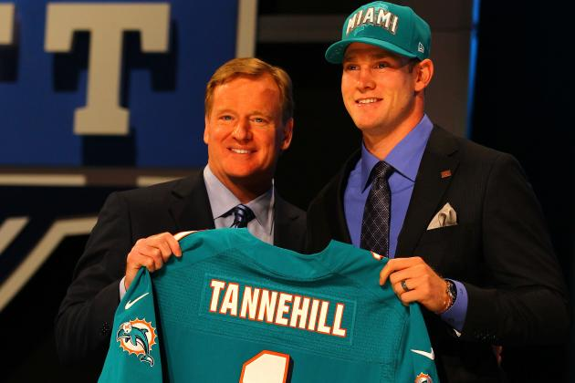 2012 NFL Draft: Miami Dolphins Give in to Pressure, Select Ryan Tannehill No. 8