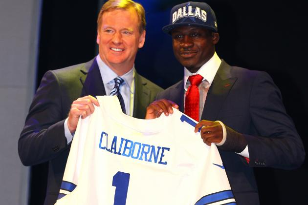 2012 NFL Draft Grades: Hits and Misses from Phenomenal First Round