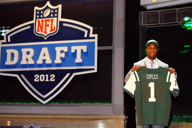 2012 NFL Draft: Grading Jets' First Round and What's in Store for Later Rounds