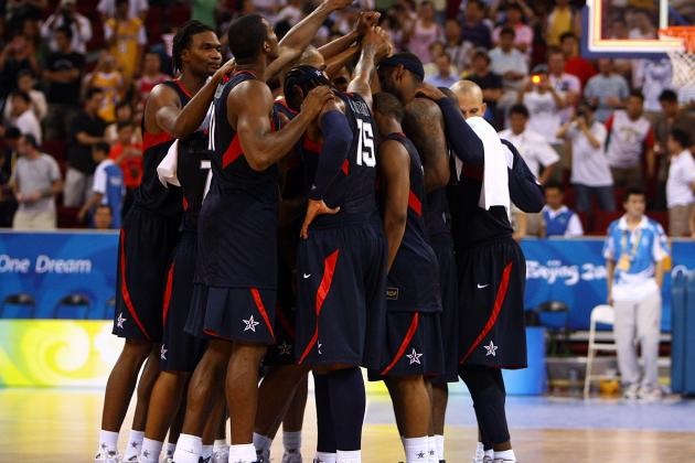 2012 Olympics: Team USA Basketball Making a Mistake by Not Adding to Roster