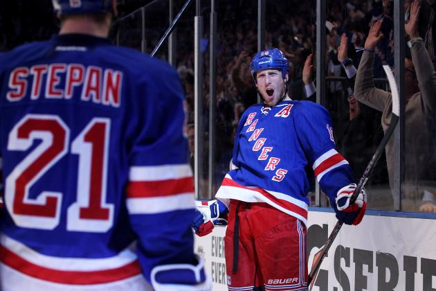 Stanley Cup Playoffs 2012: Rangers' Defensemen Seal the Deal in Game 7