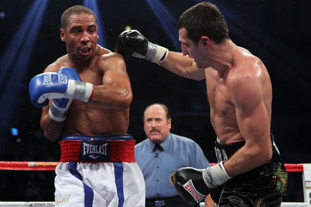 WBC Strips Another Champion: Andre Ward Becomes Champion in Recess