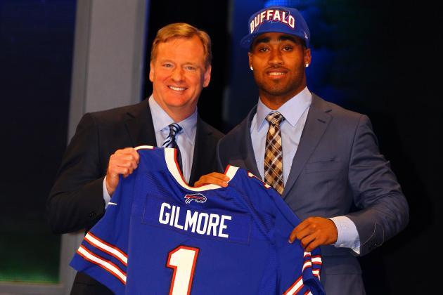 Buffalo Bills: Grading the Team's First Round of 2012 NFL Draft